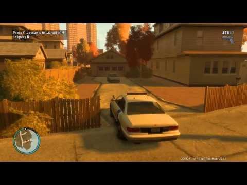 Police 112 : Grand Theft Auto IV - Role Play - ep.2 ( Un nou capitol )