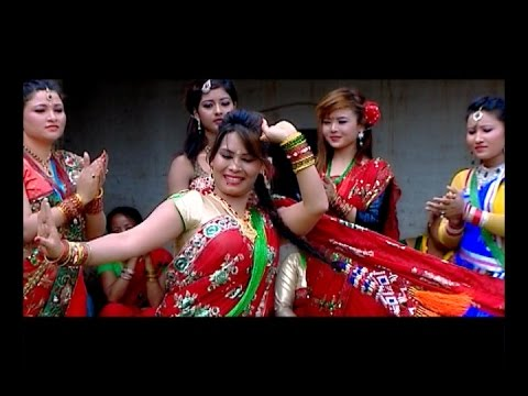 New Teej Song 2071 Ki Aaucha Samjhana Maiti Desko Full Video By Tika Pun - Hari Bista video