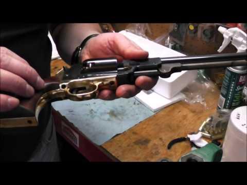1862 Dance Brothers .44 Revolver (By Pietta)