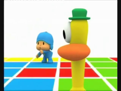 Pocoyo (Paparamericano) (We don't speak americano)