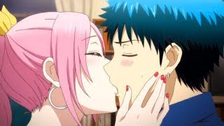 Top 10 Best/Most Romantic Anime Kiss Scenes Of All Time [HD]