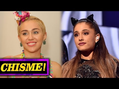 Demi Lovato Insulta a One Direction? Ariana Grande Se Apoya en Miley Cyrus? - CHISMELICIOSO!
