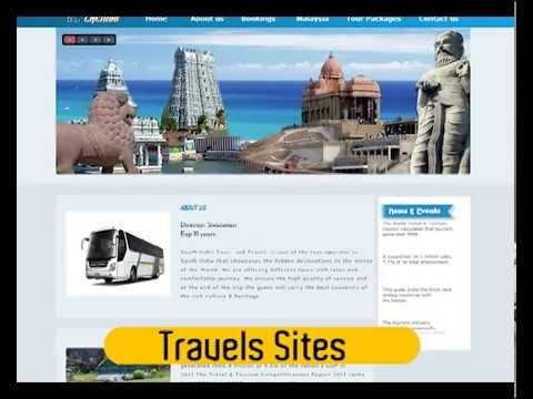 360DegreeInfo - Web Portfolio - Devotional & Travels Websites.