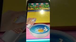 Probando app para hacer tu propio slime diy