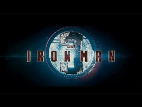 Marvel's Iron Man 3 Blu-ray and DVD TV Spot 2