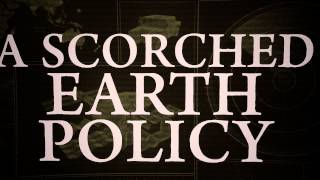 REVOCATION - Scorched Earth Policy (LYRIC VIDEO)