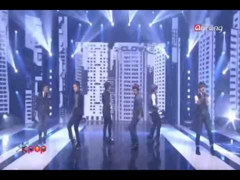 [LQ] 130507 C-Clown - Shaking Heart + Interview @ Simply Kpop