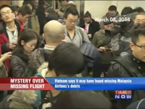 Search on for missing Malaysian jet