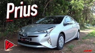 Avaliação Toyota Prius  | Top Speed