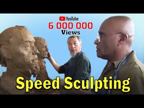 Sculpture Demonstration