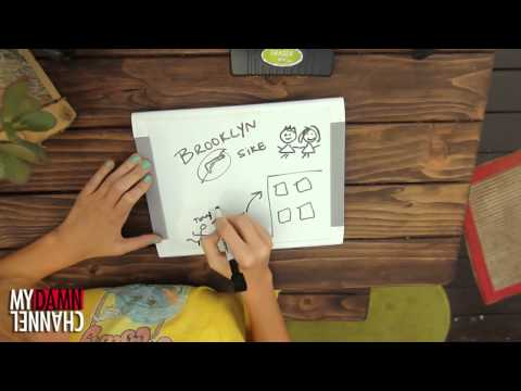 DRAW MY LIFE: GRACE HELBIG