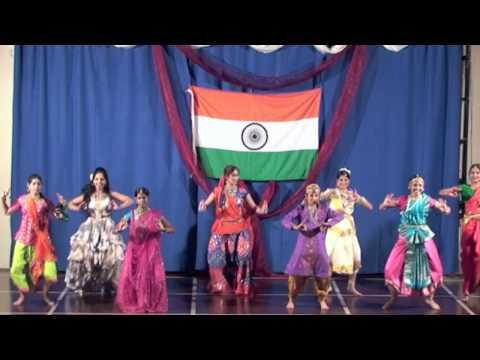 Bollywood Dance - Jiya Jale Bhumbro Aika Dajiba- BollywoodDance...