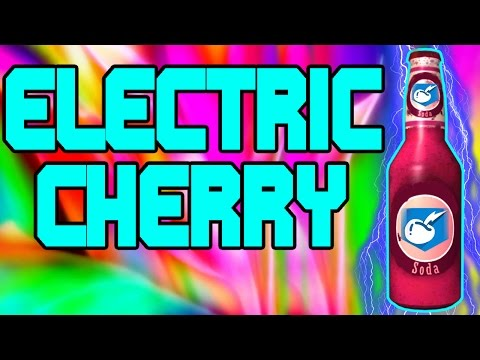 ELECTRIC CHERRY HAS BEEN ADDED! | Black Ops 3 Zombies