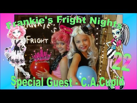 Monster High   Frankie's Fright Nights - Guest 'C.A. Cupid' - Creative Princess
