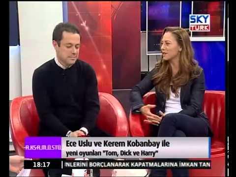 Ece Uslu Official Youtube Channel
