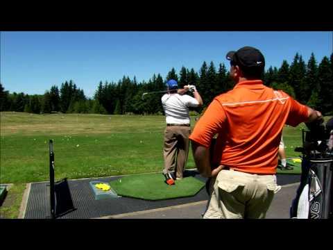 Golf – Danny Peaslee, Olympiques spéciaux Manitoba