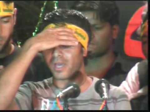 Maulai Dasta Kargil Clip-01 (Juloos-e-Amari 2009 Daryabad Allahabad...