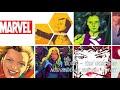 Top 5 Mejores Heroinas de Marvel