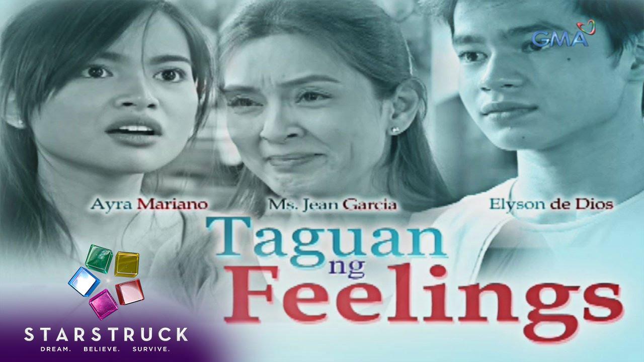 StarStruck: Ayra, Elyson, and Jean in 'Taguan ng Feelings'