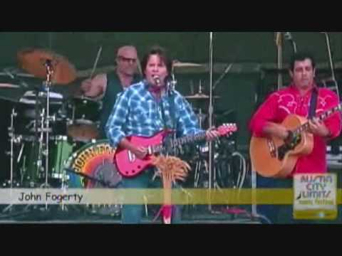 John Fogerty - Looking Out My Back Door