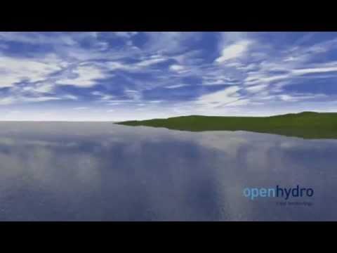 OpenHydro tidal technology animation thumbnail