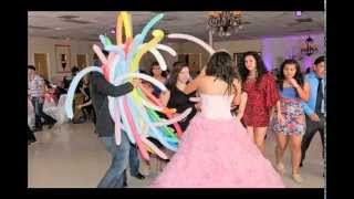 Awesome Quince highlights from Vivian Lopez Quince Party