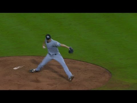 MIA@ATL: Capps' hop-step delivery analyzed