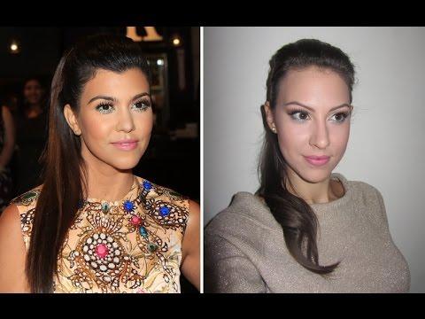 Kardashian kollekció: #2 Kourtney Kardashian smink