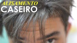 COMO FAZER ALISAMENTO CASEIRO?