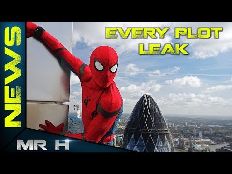 SPIDER-MAN Homecoming 2 PLOT LEAKS thumbnail