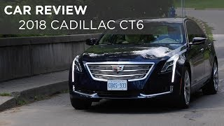 Car Review | 2018 Cadillac CT6 | Driving.ca