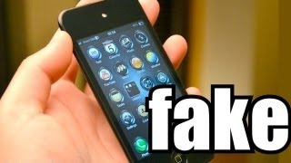Fake Apple products in China