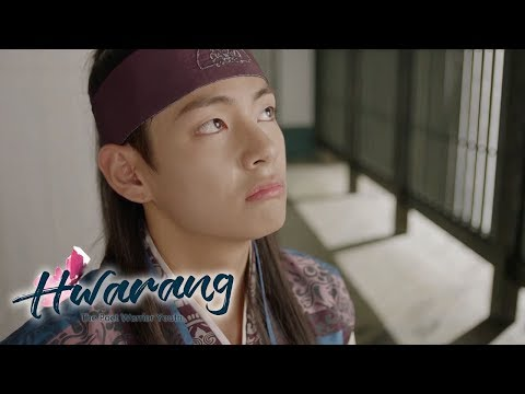 "Kim Tae Hyung ""I don't like the others! I like you~♥"" [Hwarang Ep 13] thumbnail"