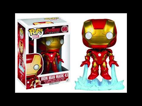 Details On New Avengers: Age Of Ultron Funko Pop Vinyls & Mystery Minis Coming Soon - Funko News