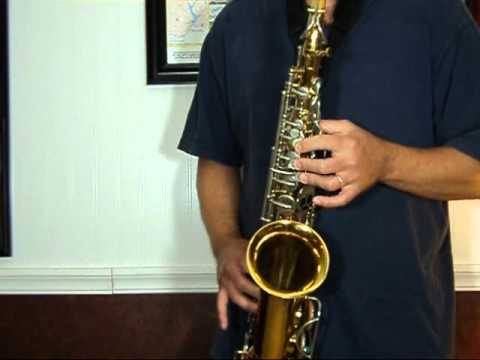 Selmer Bundy Alto Sax 622,xxx