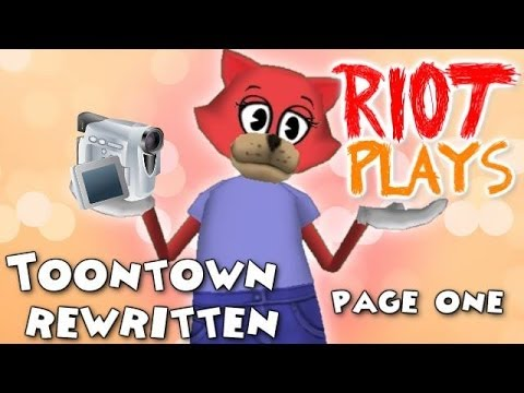 Riot plays Toontown Rewritten on a Mac - Part 1: Getting Started