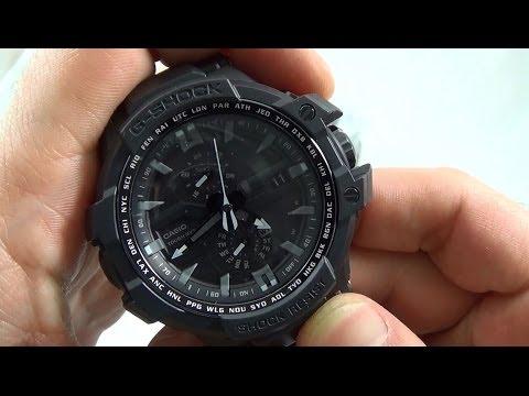 Casio - G-Shock Wave Ceptor Solar GW-A1000FC-1A