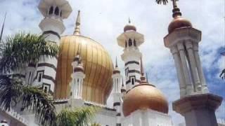 Beautiful azan by Saikh Abdul Basit Abdul Samad