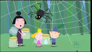 Ben and Holly's Little Kingdom S01E10 King Thistle is not Well