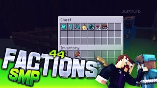 Minecraft Factions SMP #44 - Making Vurb Steal!  (Private 1.9 Factions Server)