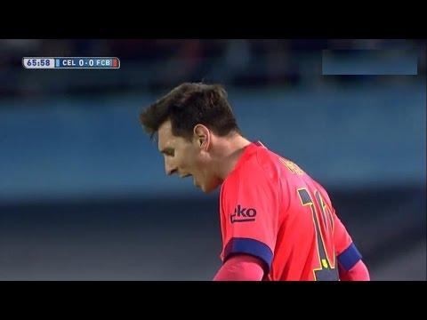 Celta de Vigo vs Barcelona 0-1 All Goals & Highlights 05.04.2015