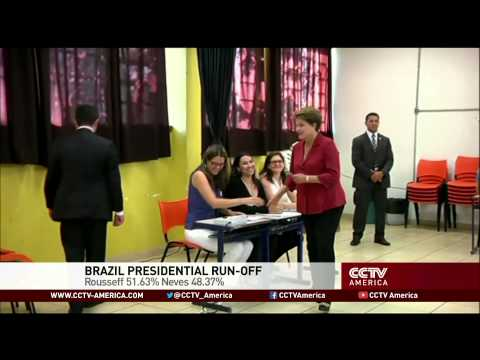Paulo Sotero talks about Dilma Rousseff's re-election