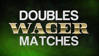 ProoFster vs ScumpShot | 2v2 $50ea. Wager Match Bo5