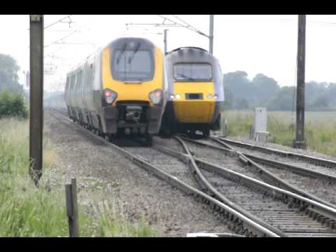 This video footage has gone straight into the railway history books, as the 2nd to last day of National Express East Coast operations. NEEC is now in the han...