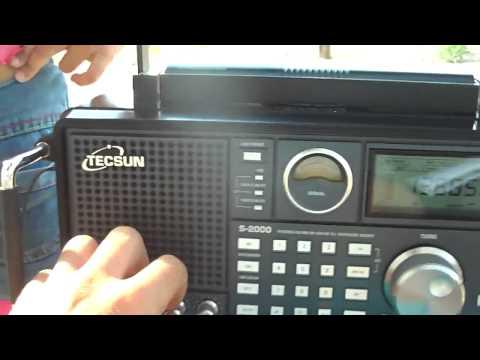 13685 kHz China Radio International in Arabic Language , Bamako , China