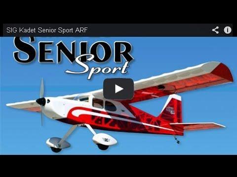 SIG Kadet Senior Sport ARF