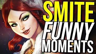 SMITE MAKES ME SUFFER! (Smite Funny Moments)