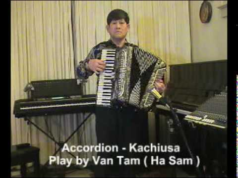 Accordion - Kachiusa - Văn Tam ( Ha Sam ). video