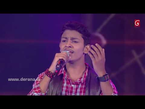 Obe Prema Nagare - Thanura Madhugeeth @ Dream Star Season VIII on TV Derana ( 21-07-2014 )