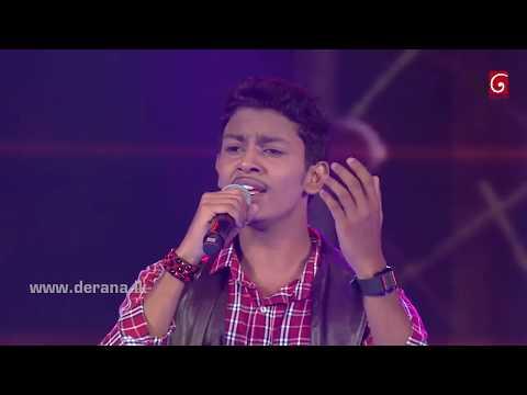 Obe Prema Nagare - Thanura Madhugeeth @ Dream Star Season VIII on TV Derana ( 21-07-2014 )